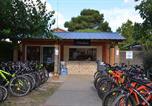 Camping avec Quartiers VIP / Premium Leucate - Camping Les Tropiques-2