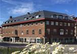 Hôtel Karlskrona - Karlskrona Hostel-4