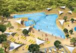 Camping 4 étoiles Mèze - Homair - Beach Garden-1
