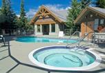 Villages vacances Whistler - Twin Peaks Resort Whistler-4