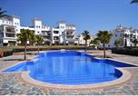 Location vacances La Tercia - Murcia Resort - Ground Floors Apartments-2