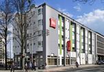Hôtel Aix-la-Chapelle - ibis Aachen Hauptbahnhof-1