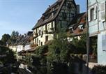 Hôtel 4 étoiles Horbourg-Wihr - Hostellerie Le Marechal-2