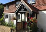 Location vacances East Grinstead - Beautiful boutique cabin-2