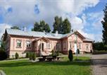 Hôtel Kitee - Savonlinnan Kristillinen Opisto - Wanha Pappila-4