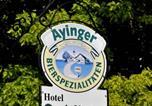 Location vacances Haar - Hotel Drei Rosen-1