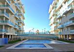Location vacances Miramar - Appartement Nediterrania 26-2