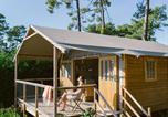 Camping avec Accès direct plage Ciboure - Village Naturéo-1