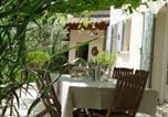 Location vacances Moussac - Uzes 4/8 Personnes Dans Les Gorges Du Gardon-4