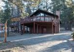 Location vacances Ruidoso - Bear Cave Two-bedroom Holiday Home-1