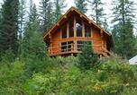 Location vacances Columbia Falls - Astrid Cabin Montana-2