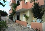 Location vacances Αγιος Νικολαος - Argyro Apartments and Studios-1