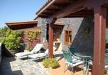 Location vacances Fuencaliente De La Palma - Holiday Home Casa Rural Cabrera-2