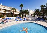 Location vacances Cala en Forcat - Sunconnect Apartamentos Los Delfines-3