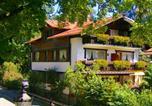 Hôtel Oberstdorf - Aparthotel Weinklause-1