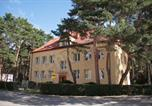 Location vacances Hel - Apartament Jurata-1