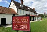 Hôtel Yaxley - The Old Ram Coaching Inn-2