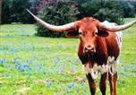 Location vacances Brenham - 9e Ranch Cabins Bastrop, Texas-4