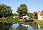 Camping avec Piscine Haute-Marne - Castel La Forge de Sainte Marie-2