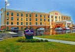 Hôtel Toledo - Hampton Inn & Suites Marshalltown-1