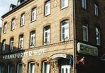 Hôtel Löhnberg - Hotel Frankfurter Hof-4