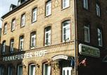 Hôtel Limbourg-sur-la-Lahn - Hotel Frankfurter Hof-4