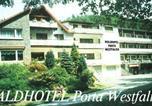 Hôtel Bad Oeynhausen - Waldhotel Porta Westfalica-1