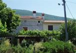 Location vacances Kršan - Holiday Home Vozilici 3400-1