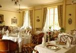 Hôtel Paulnay - Logis L'hermitage-4