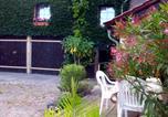 Location vacances Rheinsberg - Ferienwohnung Dorf Zechlin See 1491-3