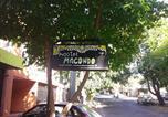 Hôtel Godoy Cruz - Hostel Macondo-1