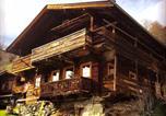 Location vacances Mittersill - Hawis Ahimsa-Hütte-1