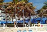 Hôtel Puerto Morelos - Raintree's Club Regina-3