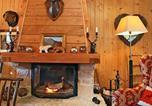 Location vacances Méolans-Revel - Chambres d'hôtes Chalet l'Aigle Bleu-4