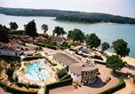 Camping en Bord de lac Vosges - Camping Le Lac de Bouzey-1