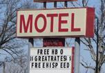Hôtel Gilman - Glo Motel-3