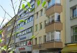 Location vacances Düsseldorf - Apartment Bett am Rhein-2