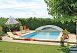 Location vacances Montjoyer - Holiday home Espeluche 38-2