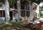 Hôtel Brallo di Pregola - Il Covone di Grano-1