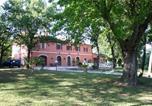 Hôtel Mombaroccio - B&B Casa Vacanza La Meridiana-1