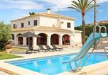 Location vacances Benitachell - Villa La Hacienda-1
