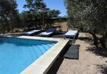 Location vacances Fuente de Piedra - Alojamientos rurales La Torca-4