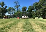 Camping avec Site nature Marsanne - Le Grand Bois-2