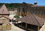 Hôtel Beaumont-du-Périgord - Les Songes de l'Abbaye-1