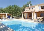 Location vacances La Capelle-et-Masmolène - Holiday home Saint Siffret Mn-1317-1