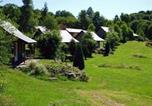 Camping Plateau de Cézallier - Chalets de l'Eau Verte-4