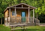 Villages vacances Green Bay - Fremont Jellystone Park Cottage 21-2