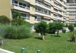 Location vacances Saint-André-de-la-Roche - Appartement St Roch-1