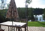 Location vacances Saint-Michel-des-Saints - Les Chalets du Lac Grenier-3