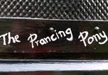 Camping avec WIFI Royaume-Uni - The Prancing Pony Wild Glamping Pod-2